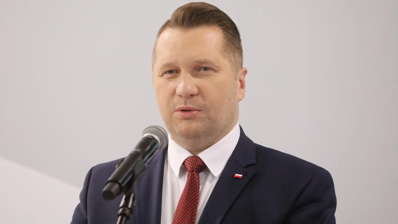 Przemysław Czarnek: Nie możemy pozwolić na dyktaturę lewicowo-liberalną na uczelniach - Wiadomości