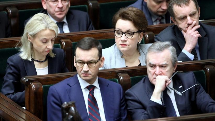 Rekonstrukcja rządu jeszcze przed wyborami do PE? Beata Mazurek potwierdza