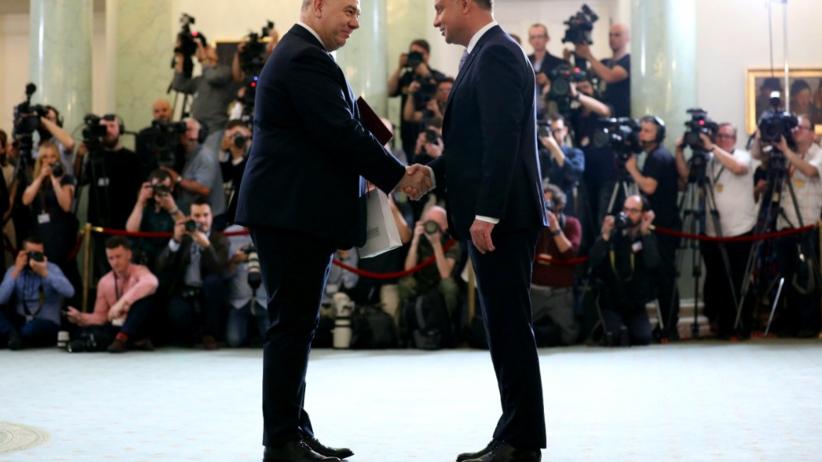 Jacek Sasin wicepremierem. Nowe twarze w rządzie Morawieckiego