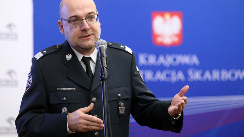 Piotr Walczak nowym szefem Krajowej Administracji Skarbowej