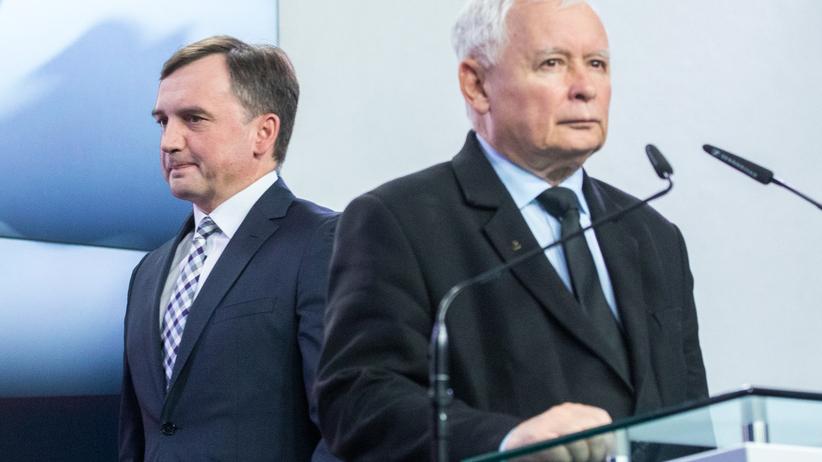 Kaczyński Ziobro