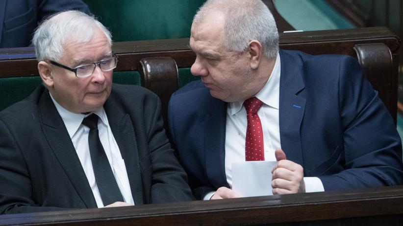 Kaczyński Sasin