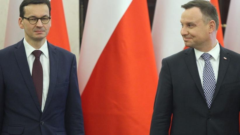 Rekonstrukcja rządu. Spychalski: Andrzej Duda przedstawił swoje propozycje