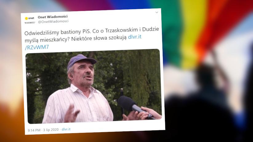 reportaż Onetu w gminie Godziszów