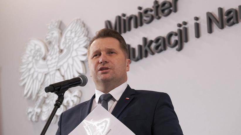 Przemysław Czarnek, rok szkolny a epidemia