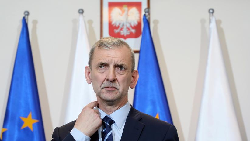 Sławomir Broniarz ZNP
