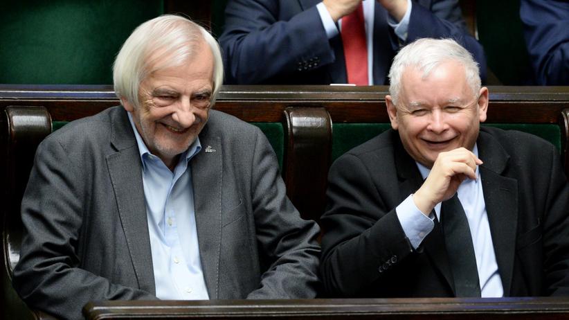 Terlecki i Kaczyński