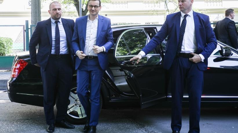 Rząd kupuje 25 nowych, luksusowych limuzyn