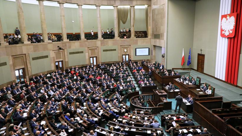 Rządowy projekt ws. pedofilii jest już w Sejmie