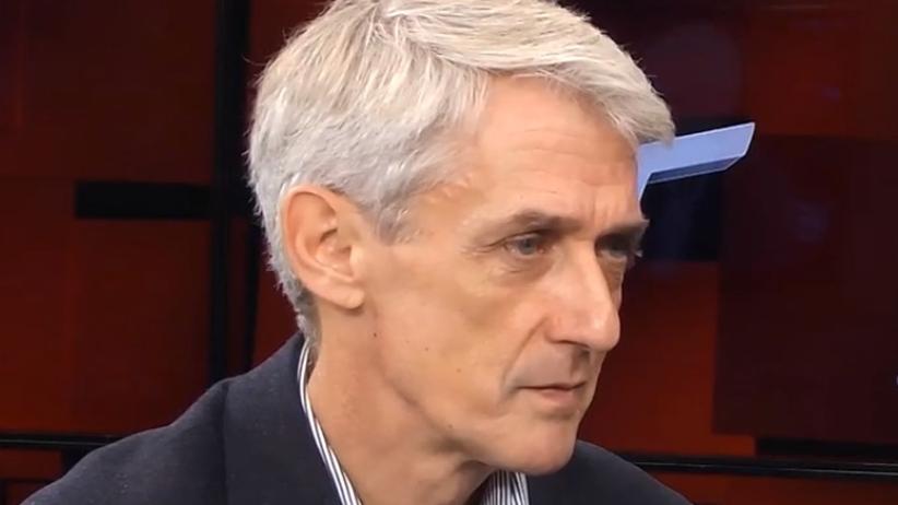 Michał Laskowski protest wyborczy PiS