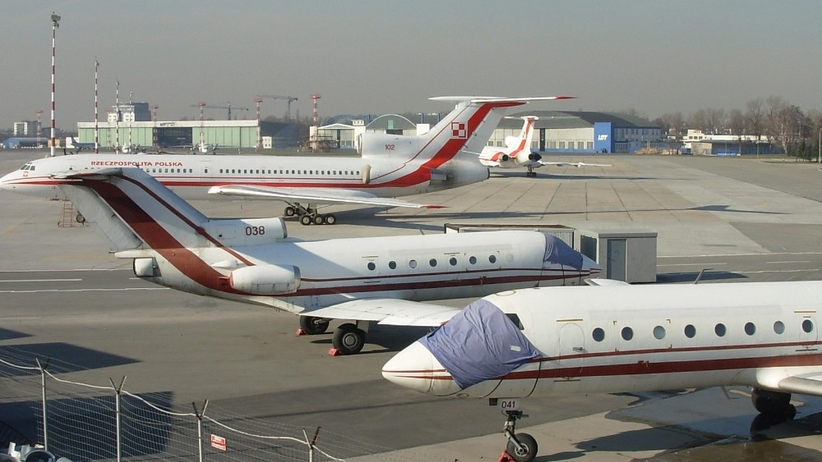 Samolot rządowy
