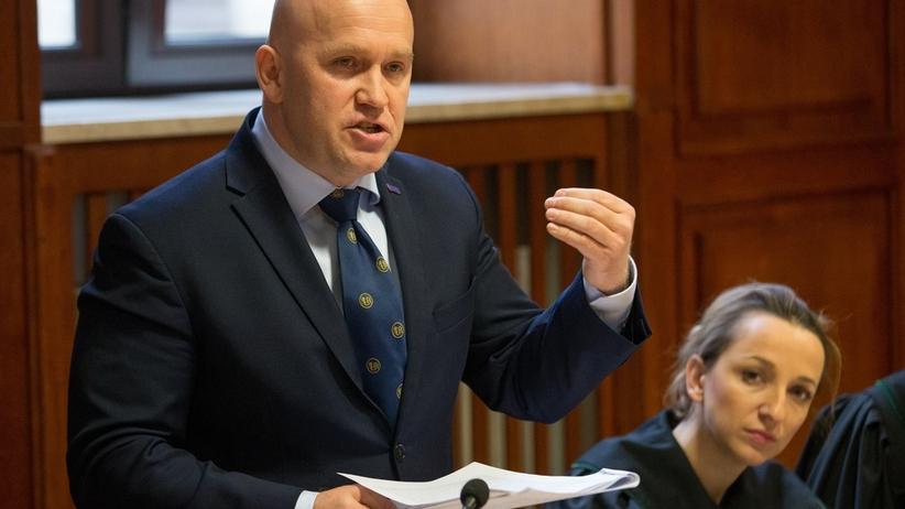 Sędzia Mazur będzie odpowiadać przed rzecznikiem dyscyplinarnym