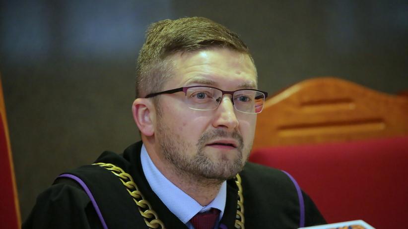 Sędzia Juszczyszyn