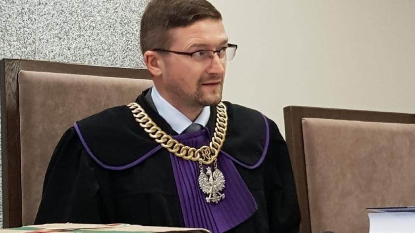 sędzia Paweł Juszczyczyn