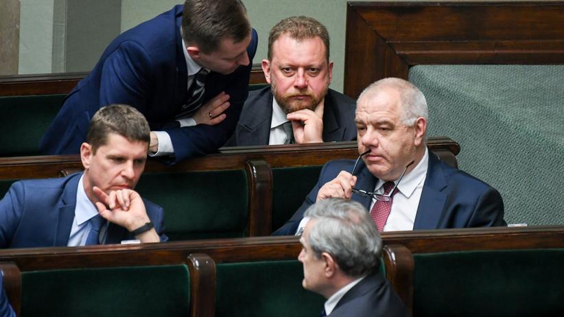 Sejm ustawa Covid-19