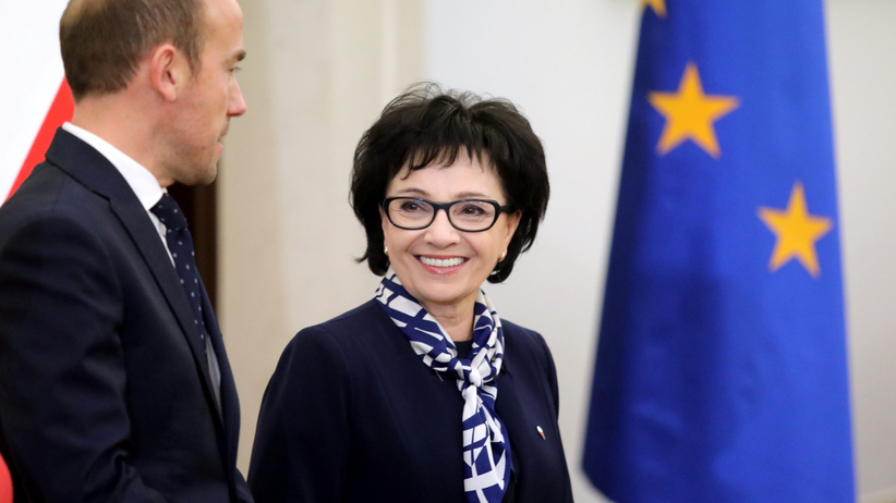 Elżbieta Witek, Borys Budka
