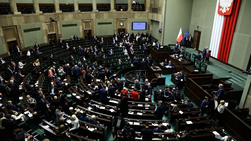 Sejm głosowanie ws. TVP