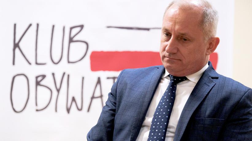 Sławomir Neumann rezygnuje z przewodniczenia klubowi PO-KO