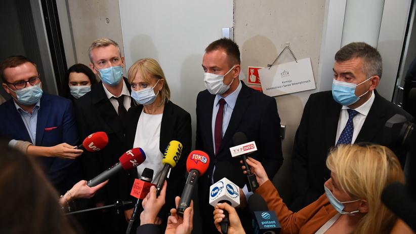 Renata Kolerska, Piotr Borys, Wojciech Kasprzyk