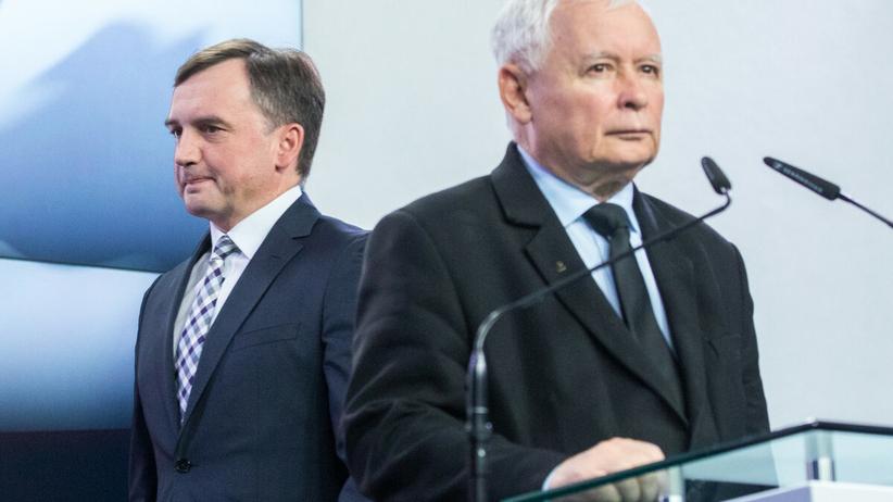 Jarosław Kaczyński, Zbigniew Ziobro