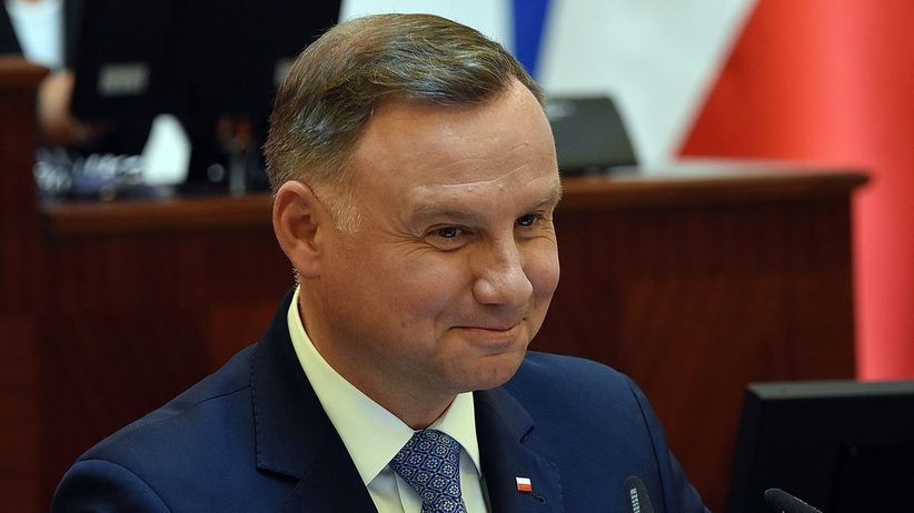 Sondaż prezydencki. Duda z większym poparciem niż Tusk i lider Wiosny