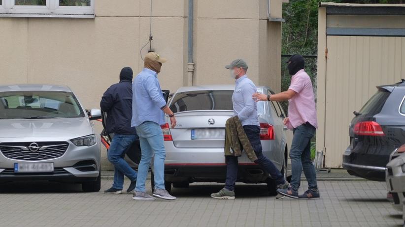 Sławomir Nowak aresztowany