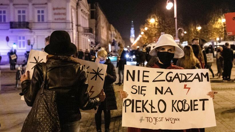 Strajk Kobiet/Zdjęcie ilustracyjne
