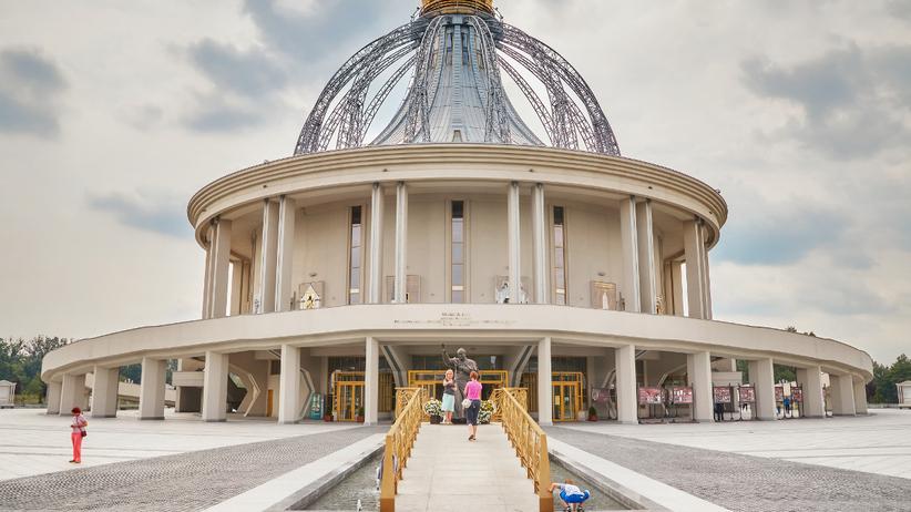 Sanktuarium Najświętszej Maryi Panny Gwiazdy Nowej Ewangelizacji i św. Jana Pawła II w Toruniu