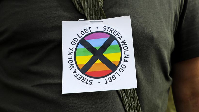 Strefy wolne od LGBT