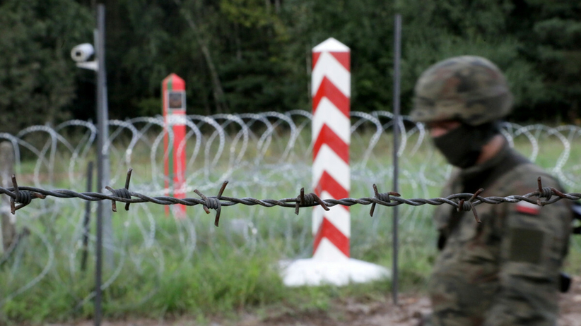 Strzały na granicy Polski i Białorusi