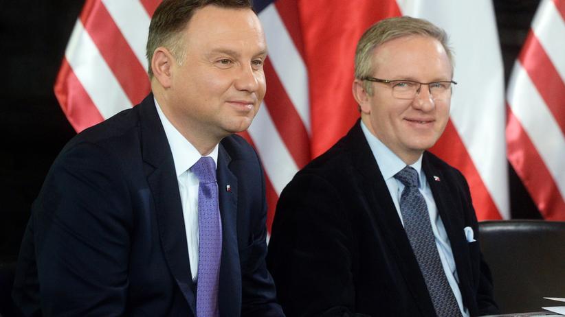 Szczerski z PiS  zastępcą szefa NATO? Duda popiera
