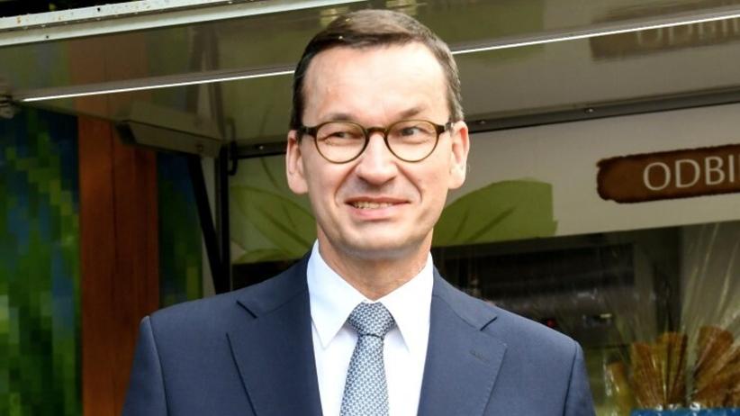 Morawiecki kpił z relacji TVP Info