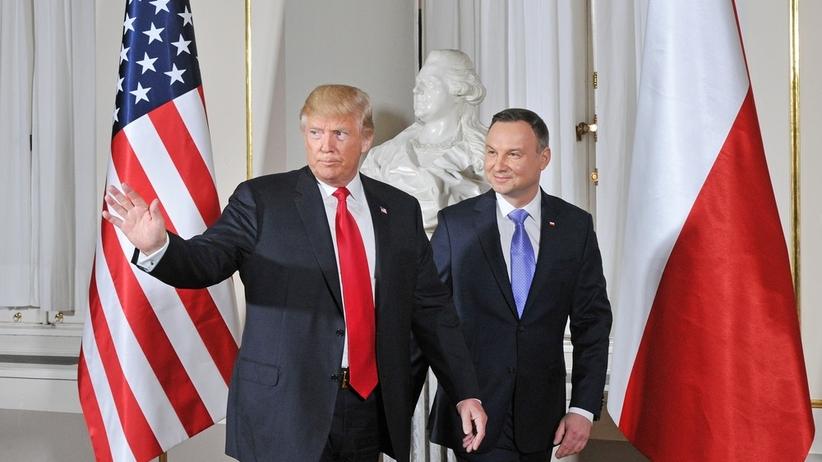 Trump ponownie przyleci do Polski? Prezydencki minister zdradza datę