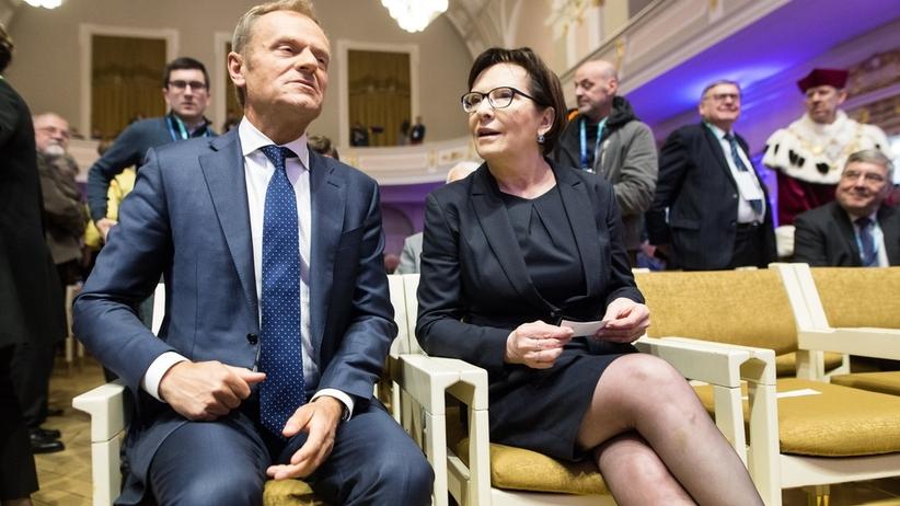 Trybunał stanu dla Tuska i Kopacz proponuje Horała