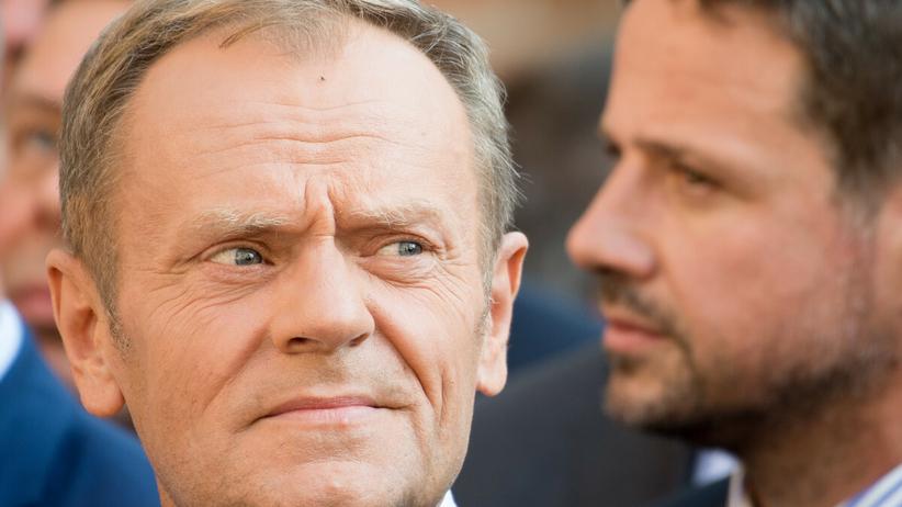 Donald Tusk, Rafal Trzaskowski