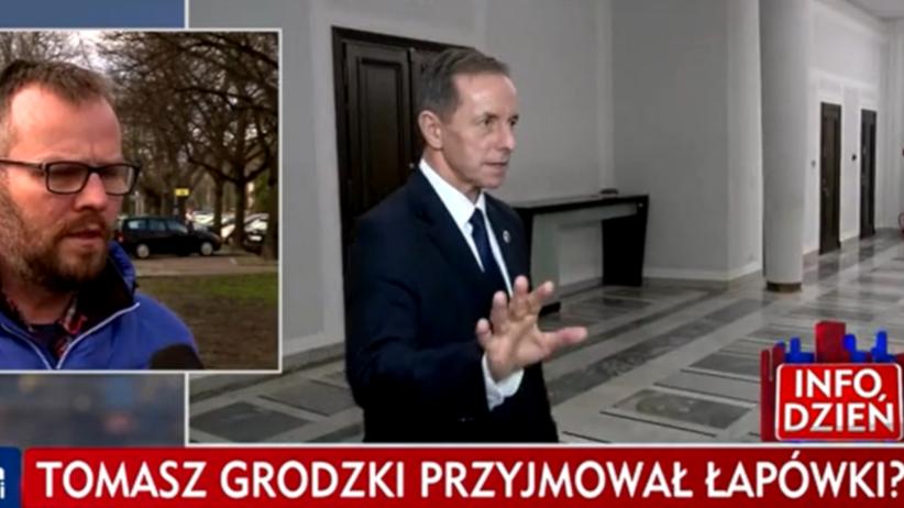 TVP i Radio Szczecin atakują Tomasza Grodzkiego. Cytują nowego świadka ws. łapówek