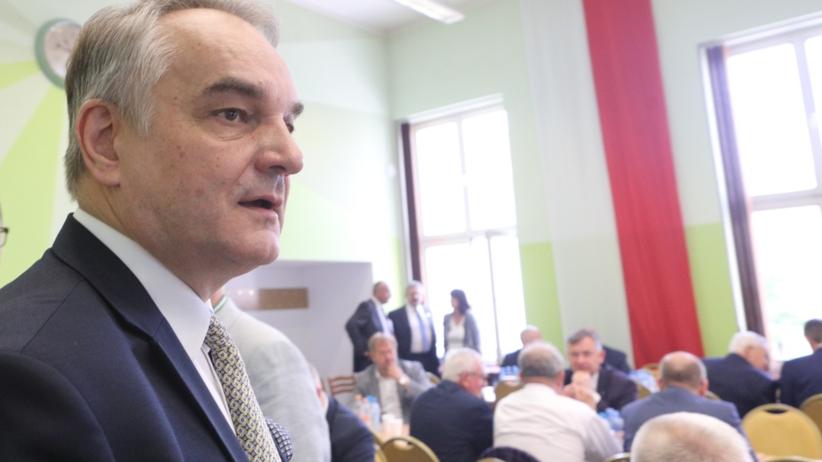 """Szarża Pawlaka na Radzie Naczelnej PSL. PO nazwał oszustami. """"Albo mamy kręgosłup i jaja"""""""