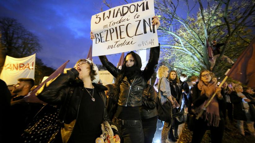 Protest Jesień Średniowiecza