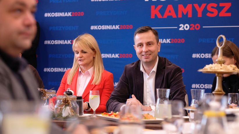 """Kosiniak–Kamysz zawalczy o fotel prezydenta. """"Możemy zmienić Polskę"""""""