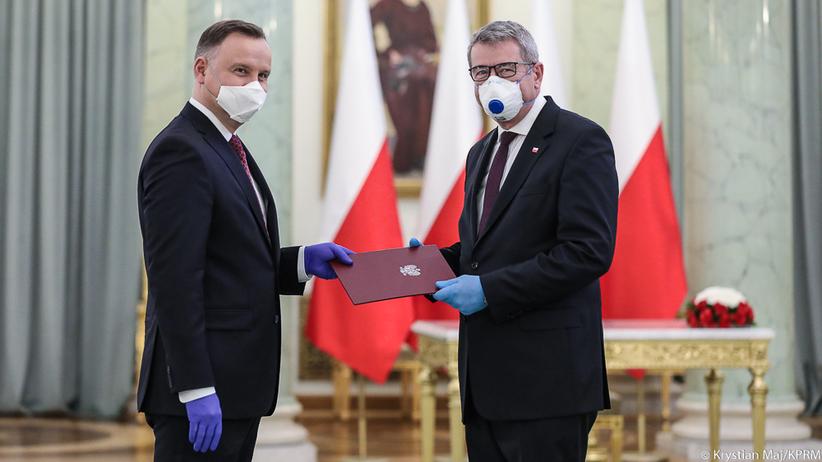 Wojciech Murdzek nowym ministrem nauki. Zastąpił Jarosława Gowina