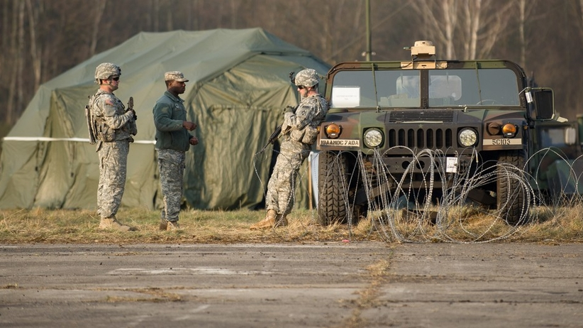 Radio ZET: gminy, w których są wojska NATO, domagają się pełnomocnika