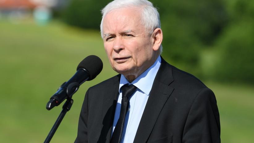 Jarosław Kaczyński, wpadka w Rzeszowie