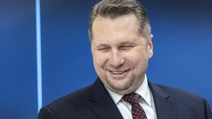 wpadka ministra Czarnka