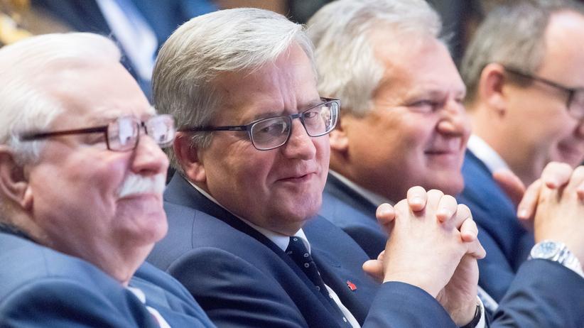 Byli prezydencki apelują do kandydatów do Senatu