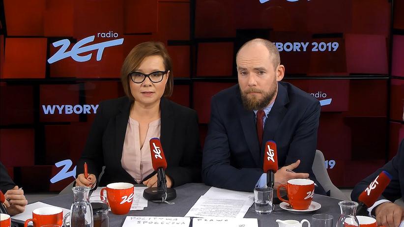 Debata wyborcza w Radiu ZET