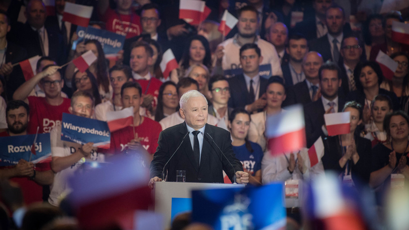 Kaczyński nie chce debaty z Kidawą