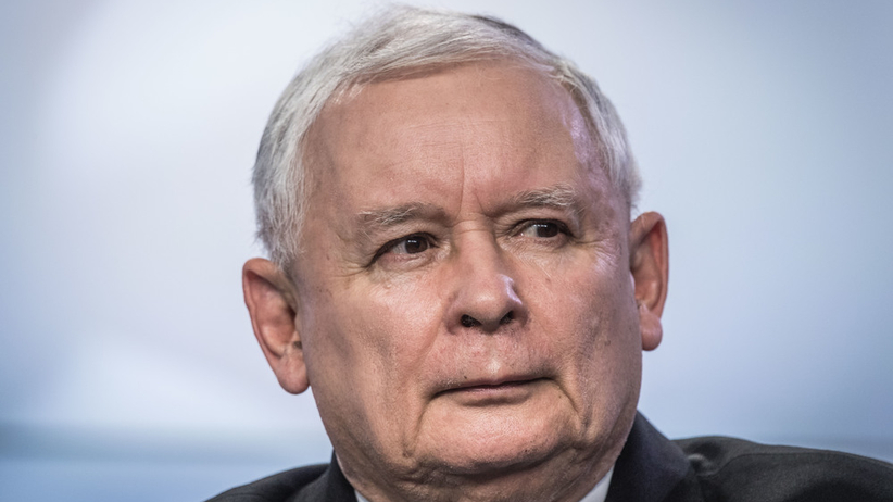 Jarosław Kaczyński chwali Andrzeja Dudę