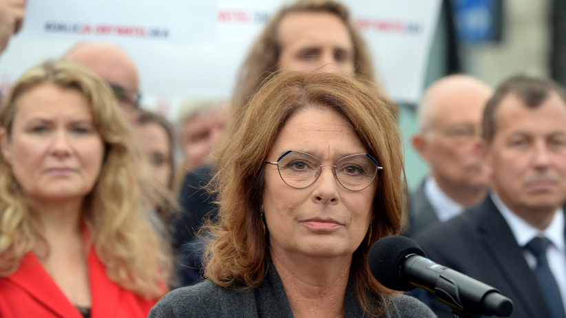 Kidawa-Błońska do Kaczyńskiego: naprawcie błąd w reformie edukacji