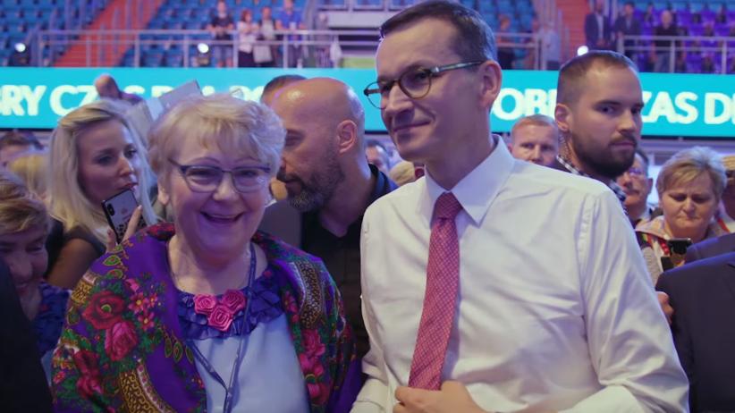 PiS publikuje nowy spot przed wyborami do Sejmu: Nie ryzykuj, bo stracisz 500 plus