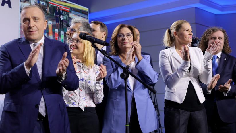 Wyniki wyborów 2019. Kto wygrał w Warszawie?